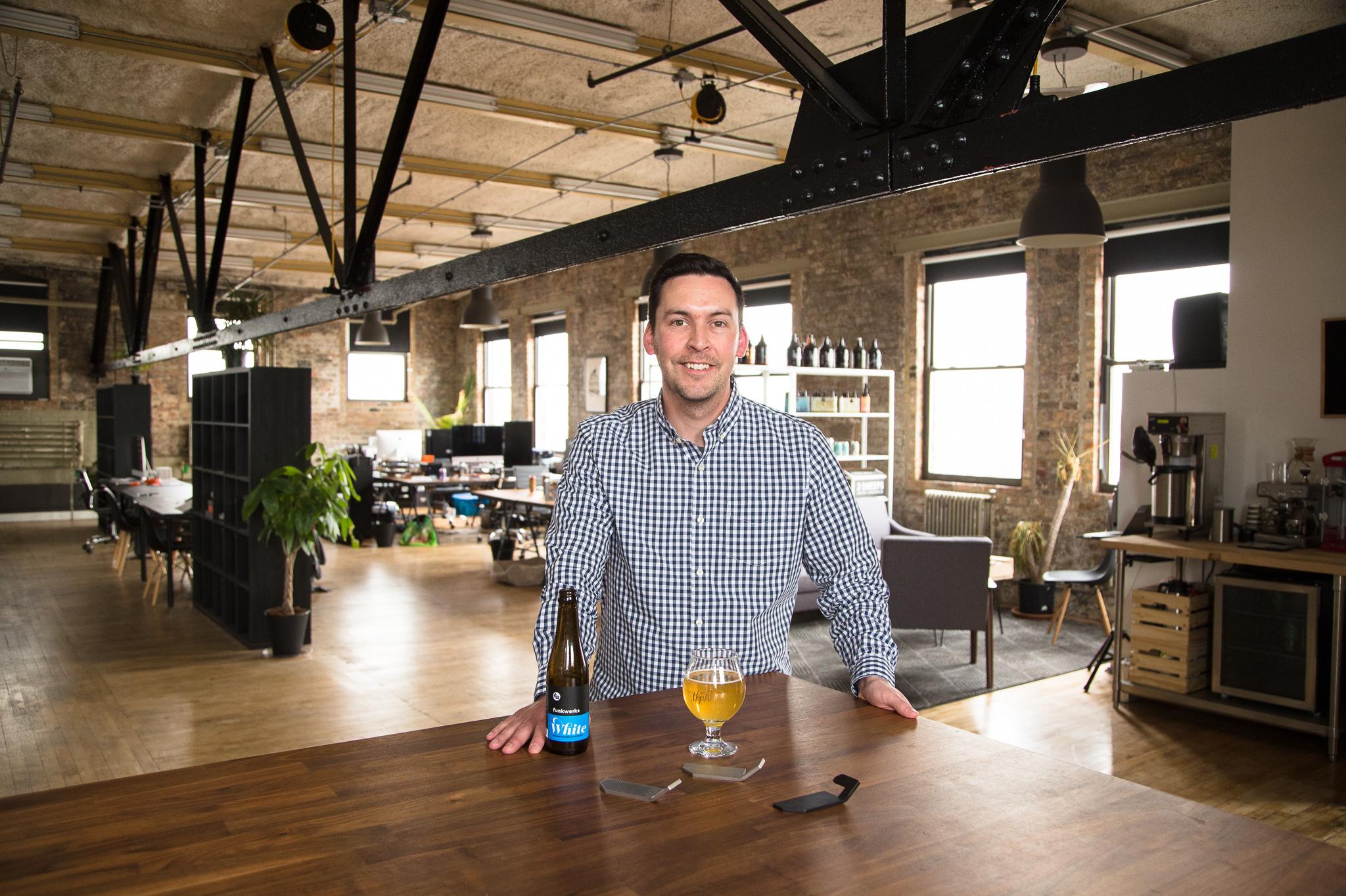 Studio Malt x MTRL DSGN - Design Meets Beverages