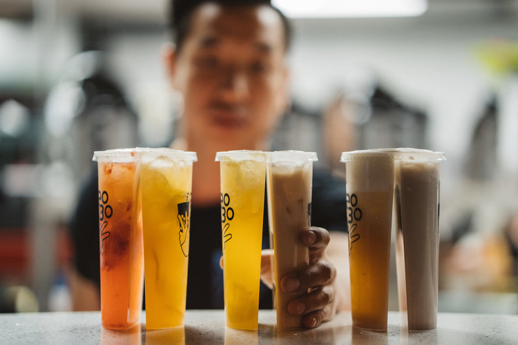 Bubble Tea Calgary