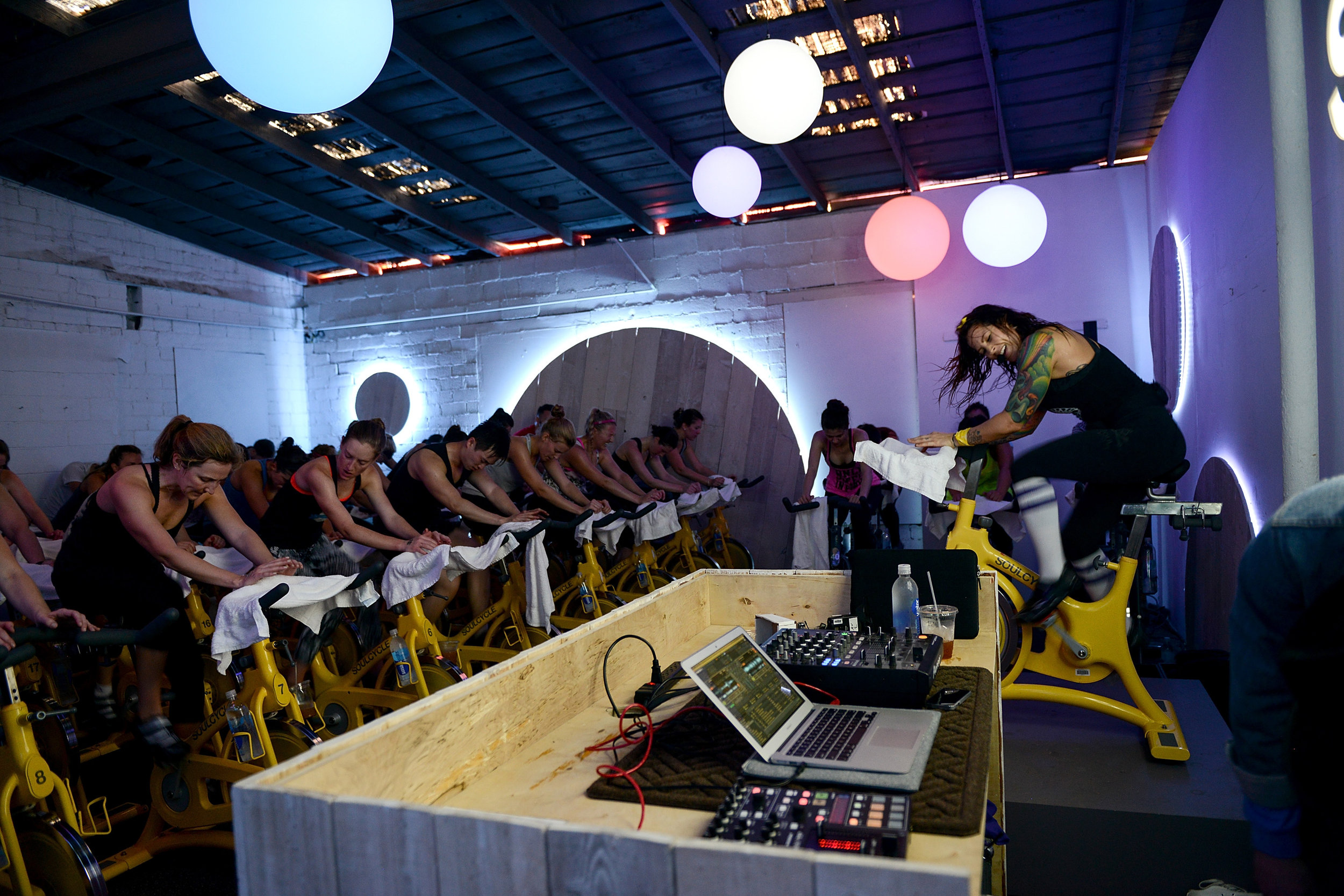 SoulCycle… on BCGDV's Dime - I'm interested… tell me more