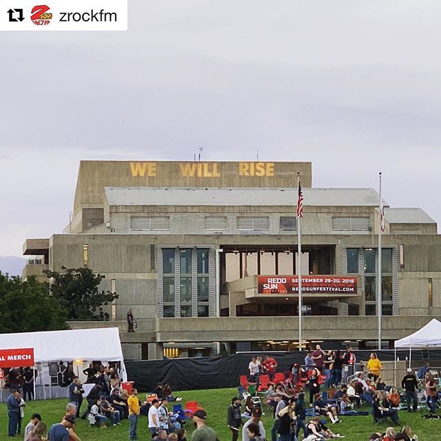 #Repost @zrockfm ・・・ That.......is friggin' beautiful! #carrfire #reddsunfestival #wewillrise #zrockfm #1067fm #norcal #redding #lit #floater #candlebox #awolnation #concerts #festival