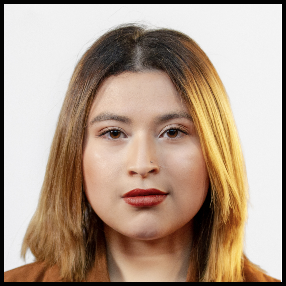 Yeny Villalta Villatoro  Age: 22 Category: Arts & Humanities Location: Hyattsville