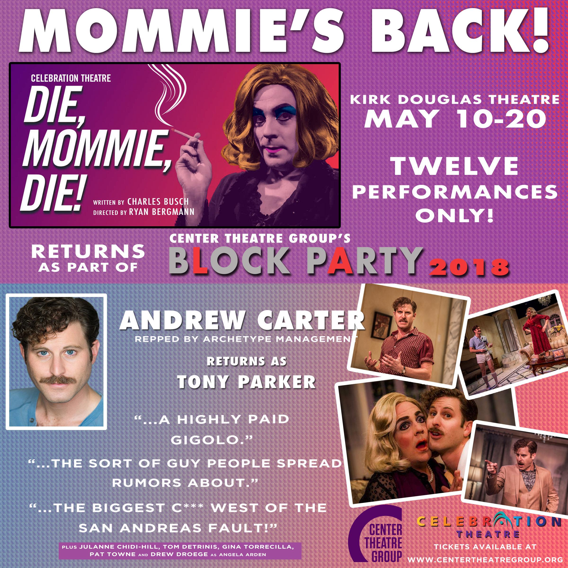 Die Mommie Die! (2018)