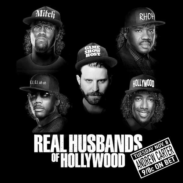 REAL HUSBANDS OF HOLLYWOOD (2016)