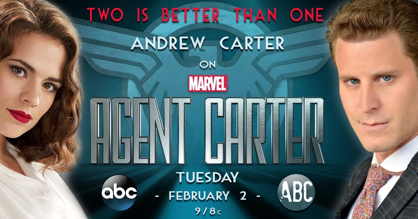 MARVEL'S AGENT CARTER (2016)