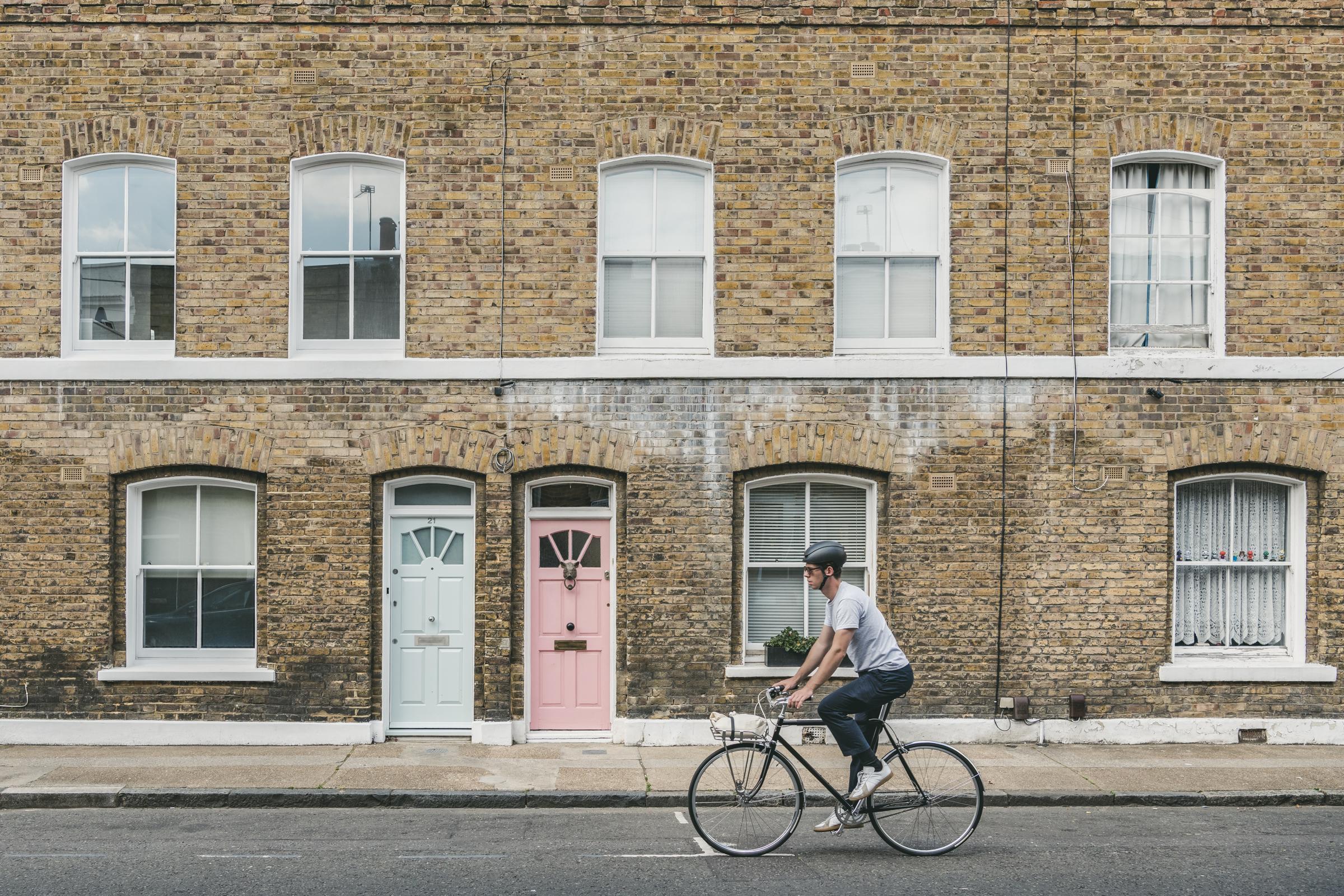 Freddie Grubb x The Modern House | Freddie Grubb | Independent Bike