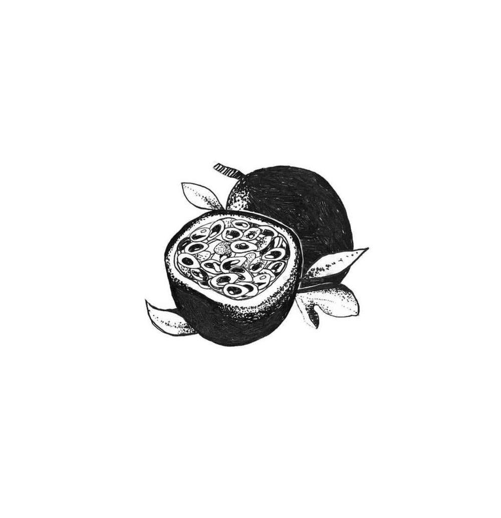 Black Passionfruit  cover art