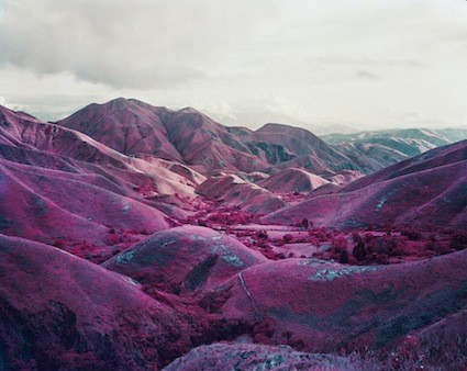 Image: Richard Mosse,  Nowhere To Run, South Kivu, Eastern Congo , 2010. Courtesy the artist.