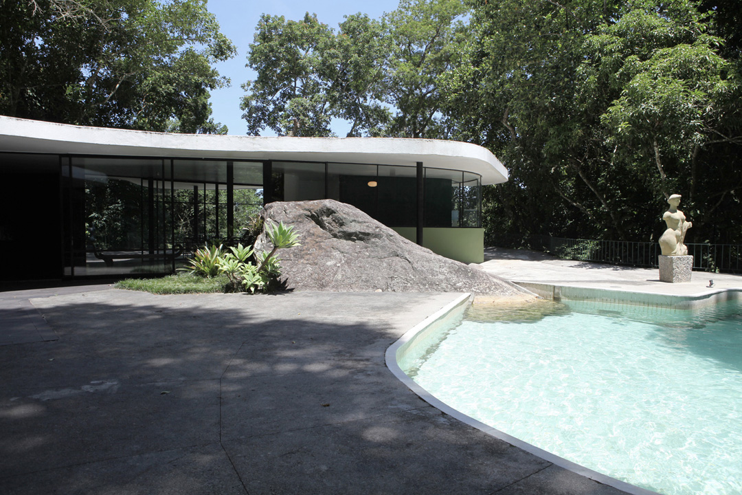 Casa das Canoas, Rio de Janeiro, Oscar Niemeyer