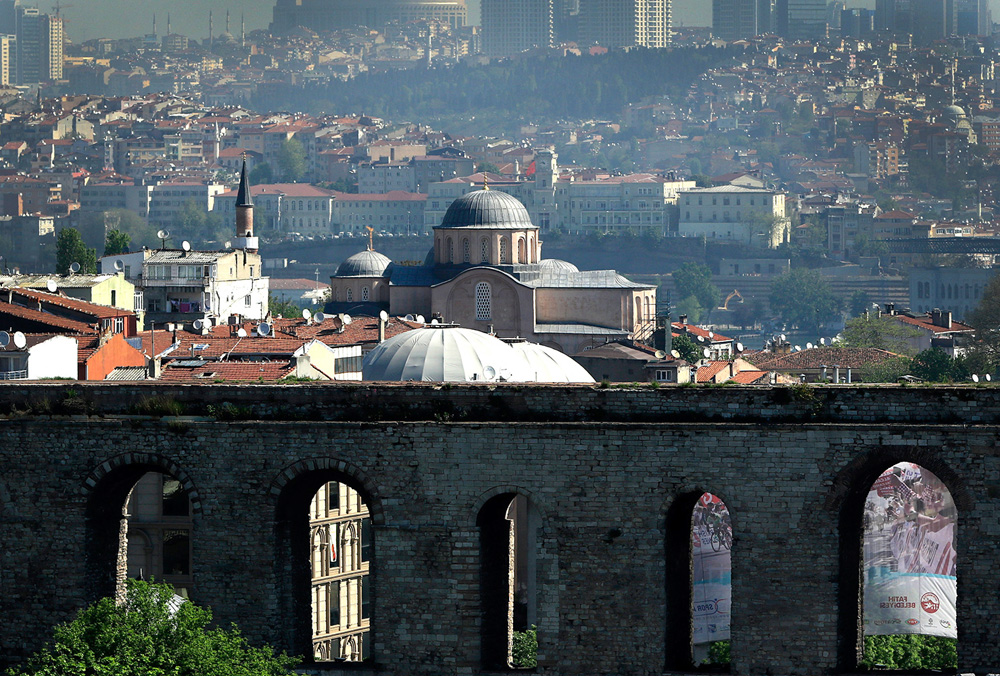 Istambul   The history is not frozen