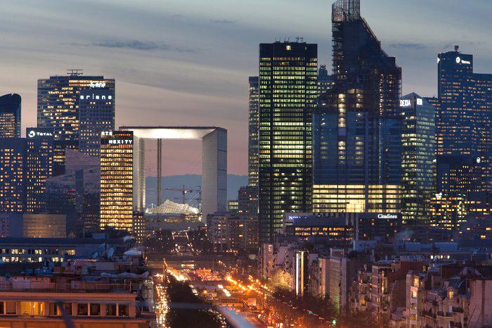 Paris   The densest city in Europe