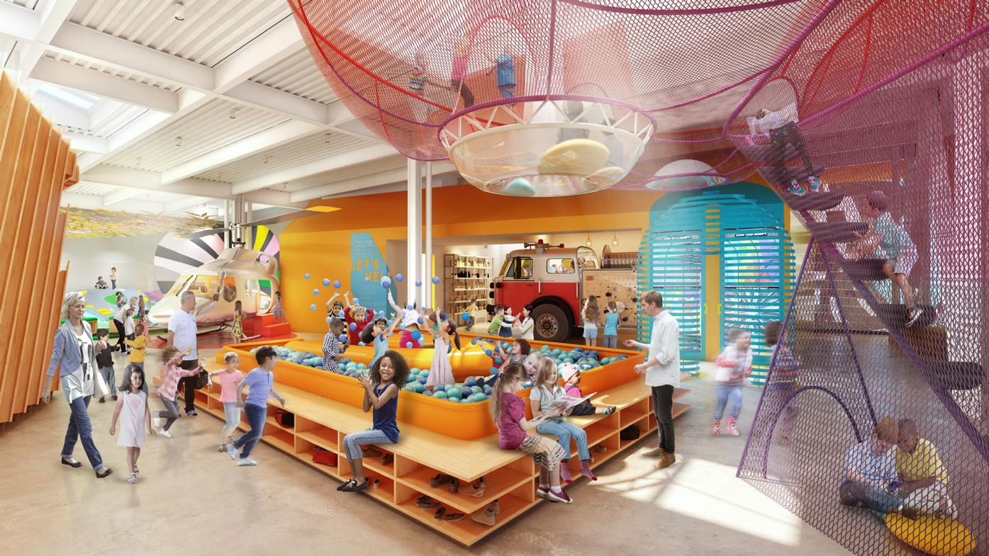 Cayton Children's Museum by Sharewell - Santa Monica, CA