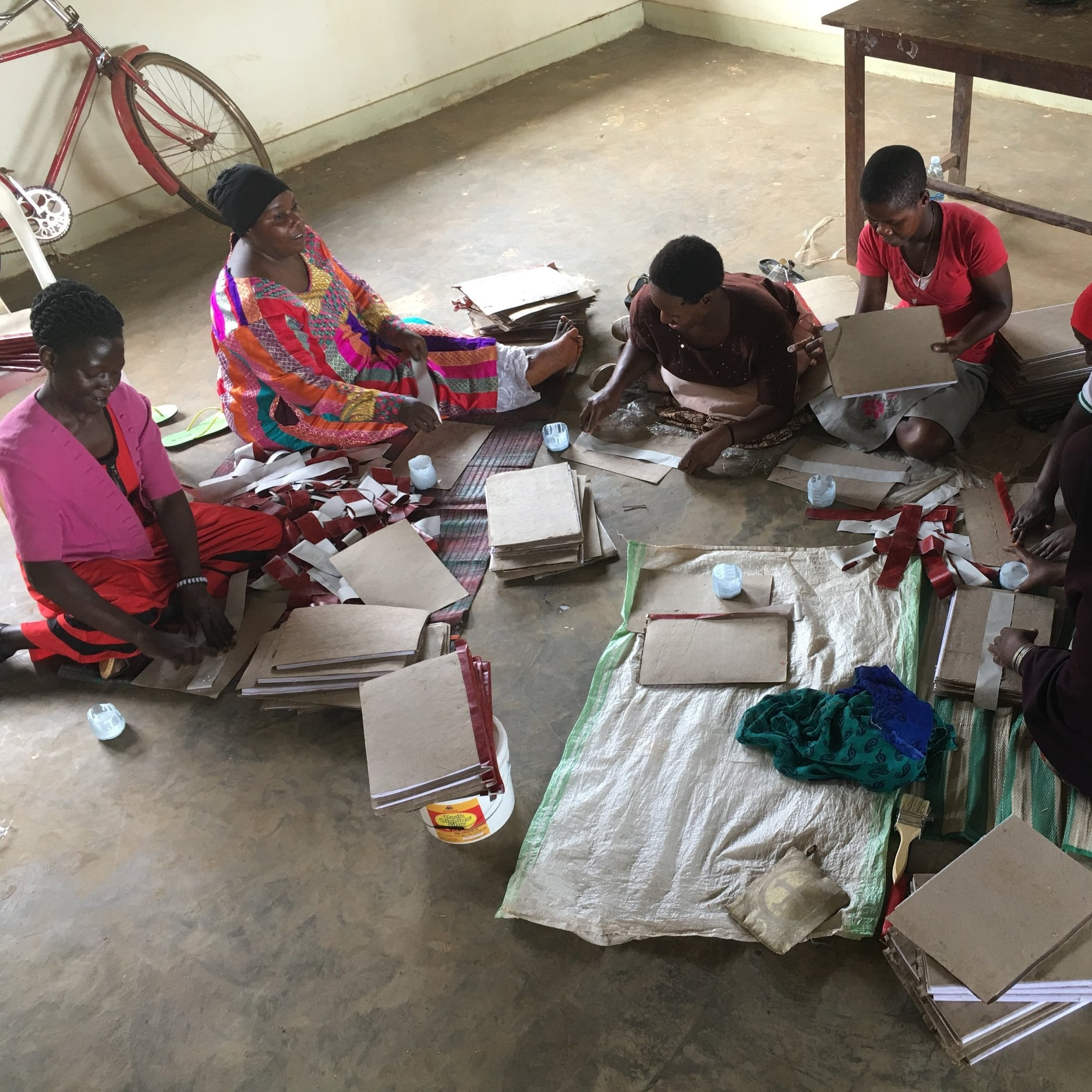 ...created jobs for 25 families of people with disabilities -