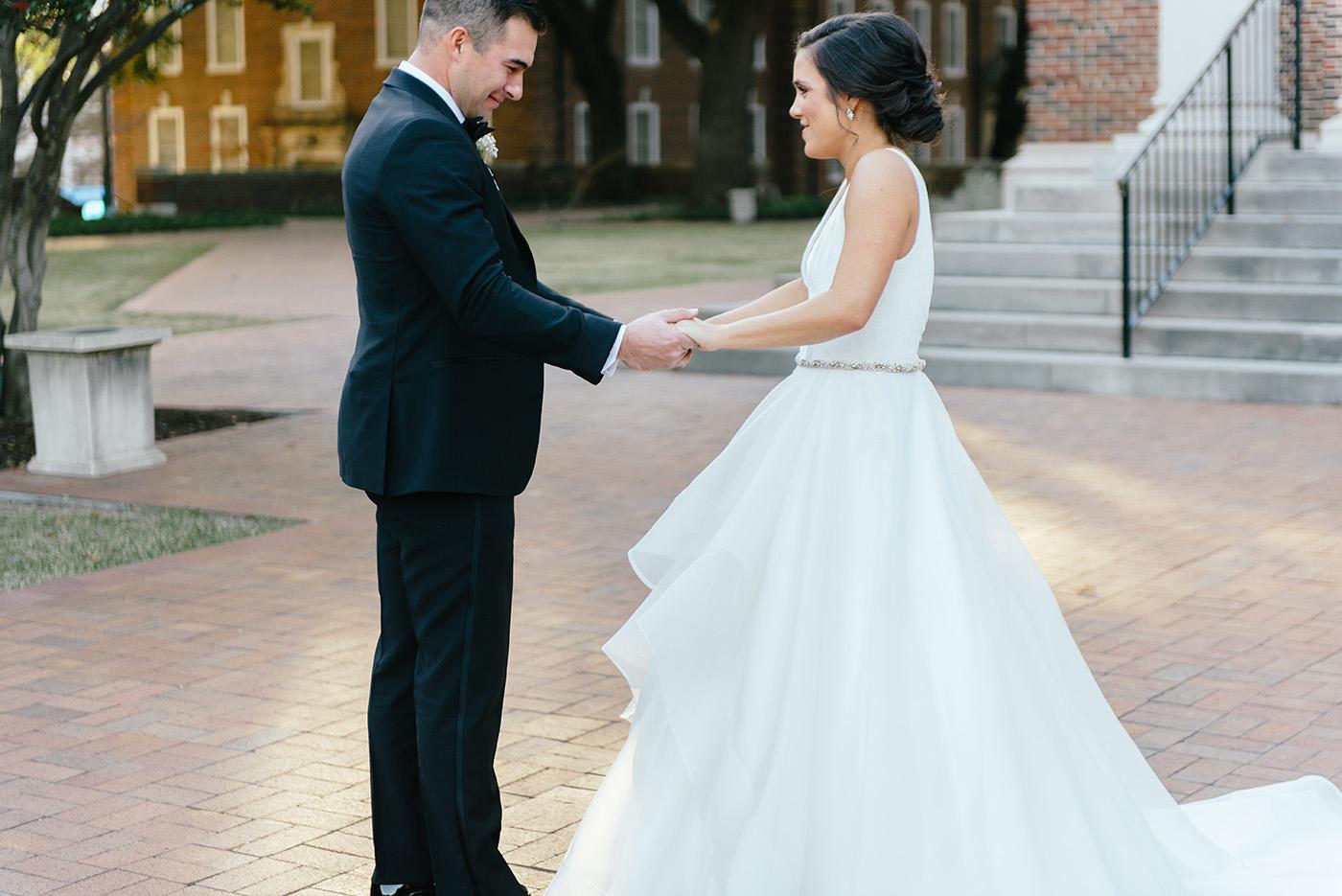 Dallas Wedding Planner - Winter Wedding at The Room on Main - Allday Events - 113.jpg