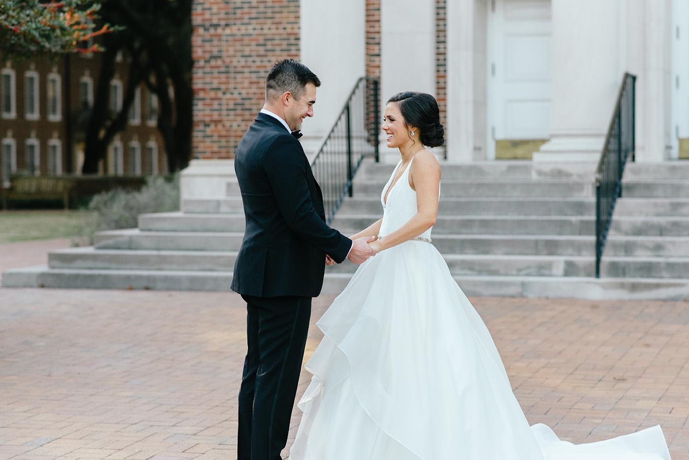Dallas Wedding Planner - Winter Wedding at The Room on Main - Allday Events - 123.jpg