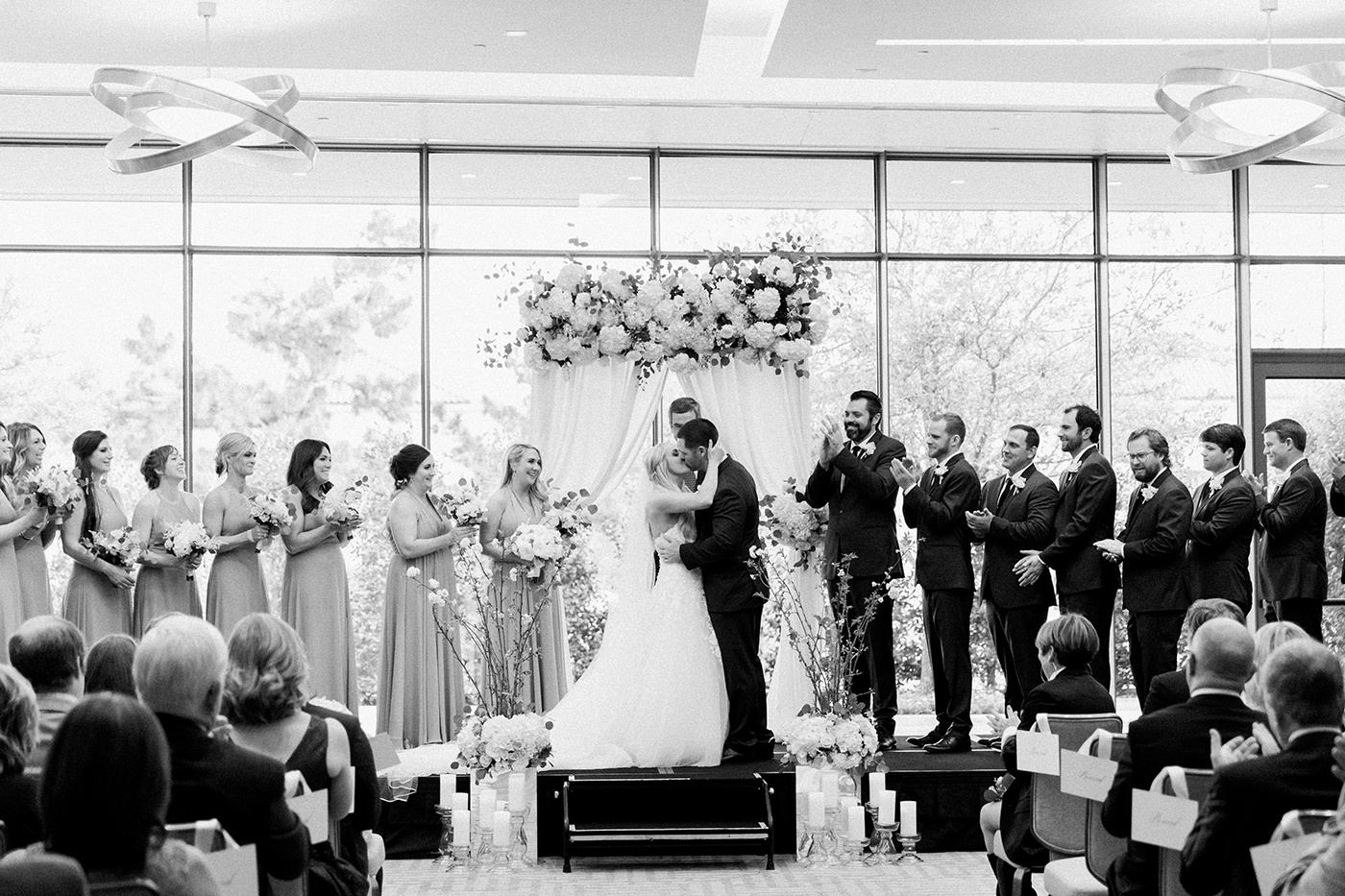 DFW Wedding Planner - Caroline + Jeff at The Four Seasons Hotel Wedding - Allday Events - 107.jpg