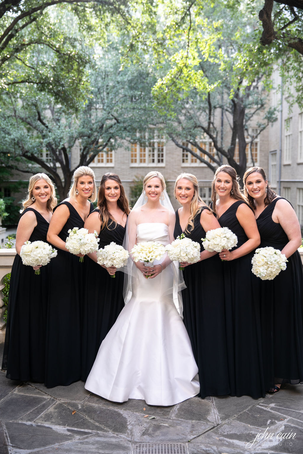 Dallas Country Club Wedding - Timeless Dallas Wedding - Wedding Planner in Dallas - Allday Events - PreCeremony Portraits - 52.JPG