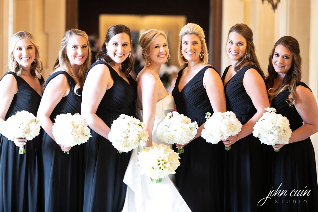 Dallas Country Club Wedding - Timeless Dallas Wedding - Wedding Planner in Dallas - Allday Events - Bride - 44.JPG