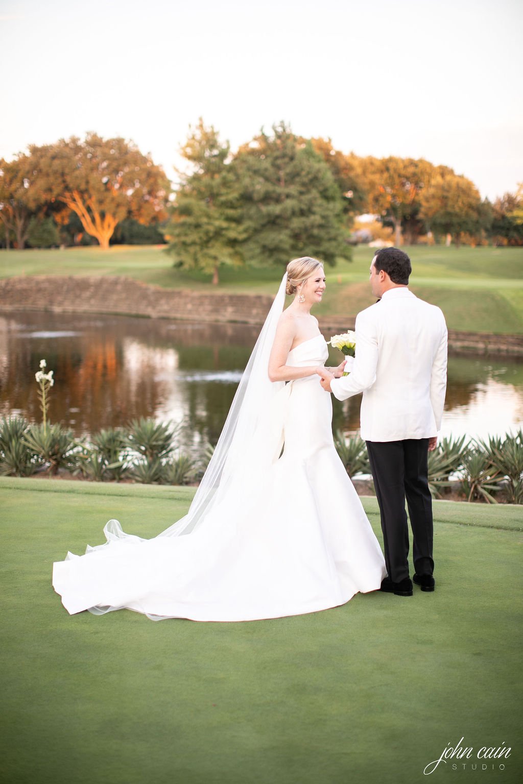 Dallas Country Club Wedding - Timeless Dallas Wedding - Wedding Planner in Dallas - Allday Events - Portraits - 119.JPG