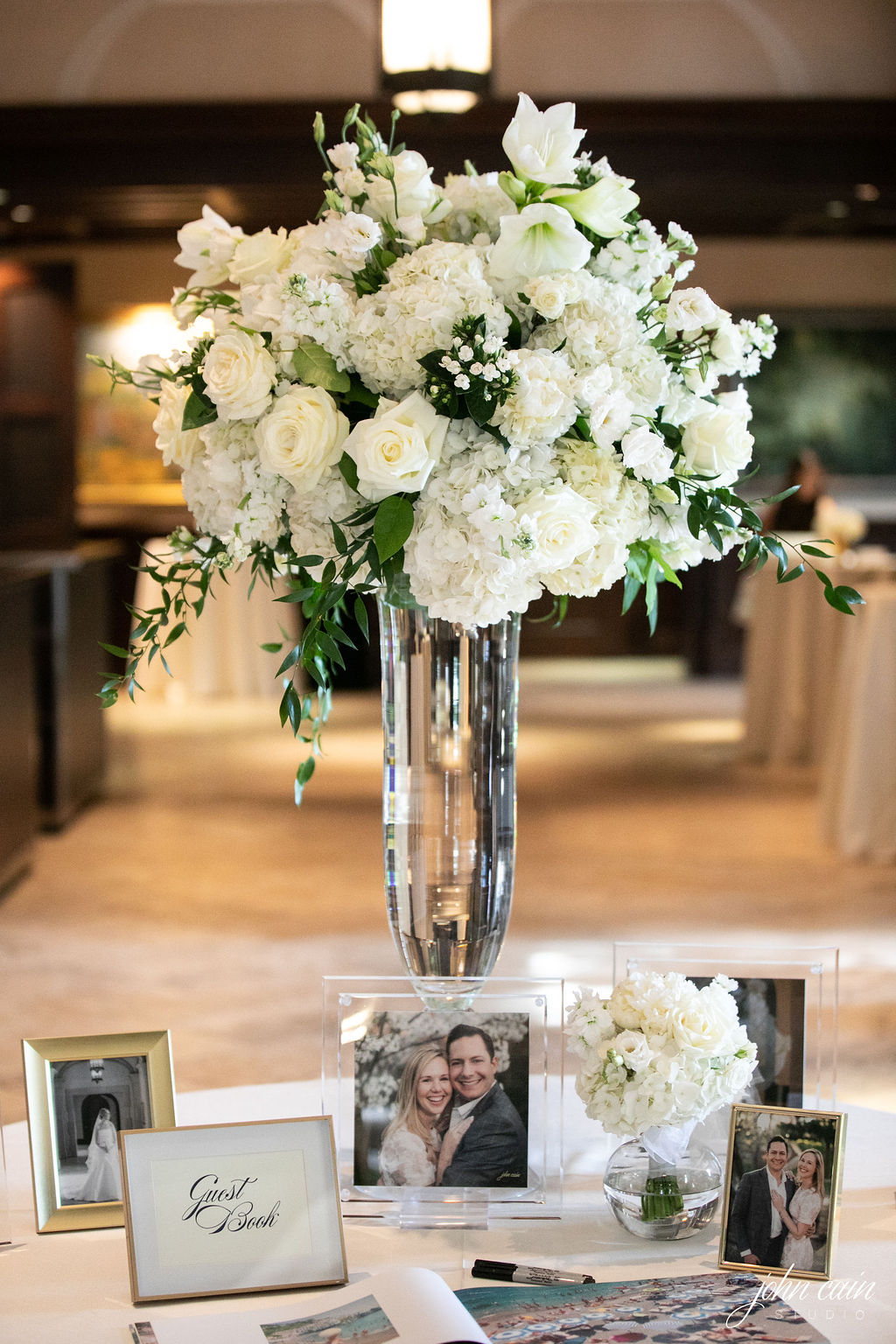 Dallas Country Club Wedding - Timeless Dallas Wedding - Wedding Planner in Dallas - Allday Events - Reception Details - 1.JPG