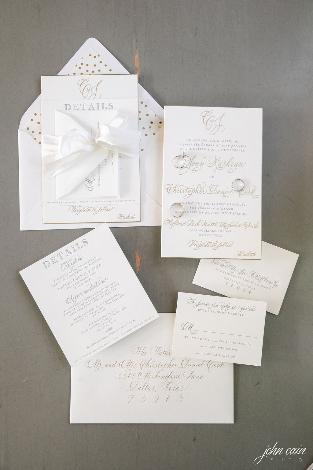Dallas Country Club Wedding - Timeless Dallas Wedding - Wedding Planner in Dallas - Allday Events - Details - 34.JPG