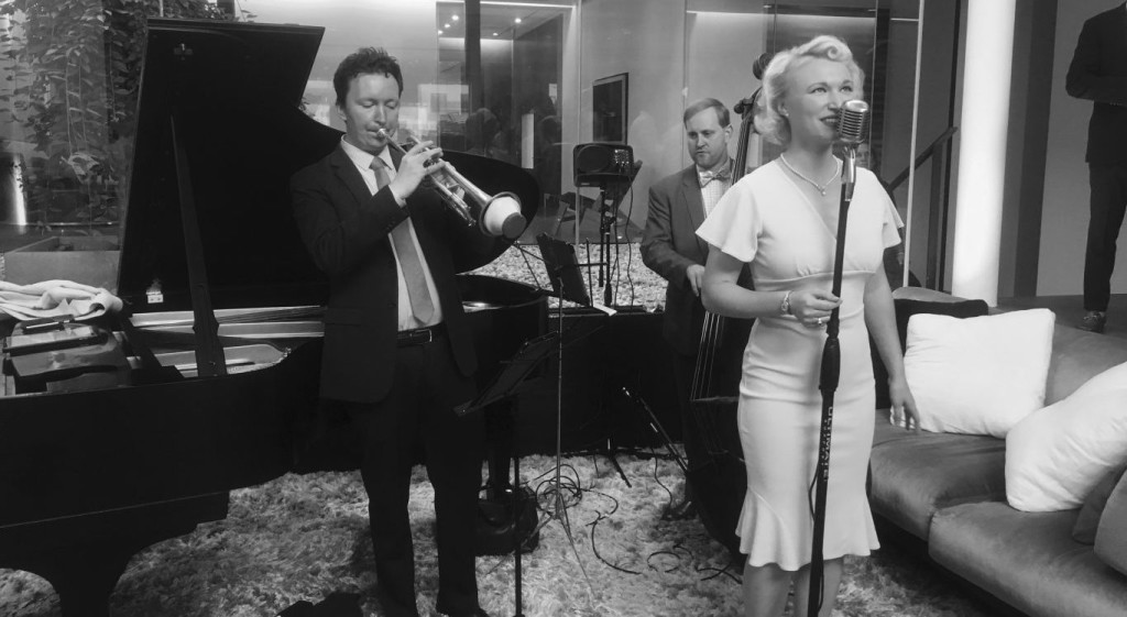 new york wedding band