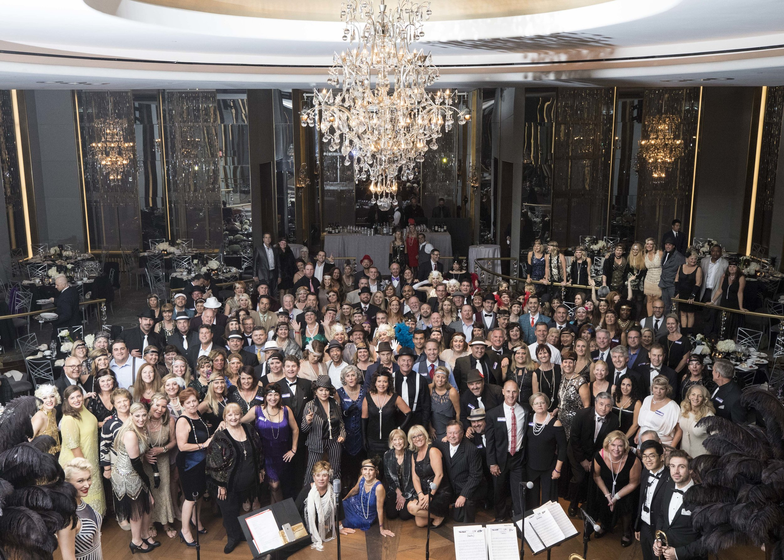 The Great Gatsby Bash at The Rainbow Room!