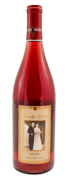 2017 Family Album Rosé - Aromas of red cherry, rhubarb and pomegranate lead to savory notes that carry on through the palette. Pomegranate, strawberry and cherry flavors are highlights of this crisp fresh Rosé. A beautiful pairing with spicy dishes.