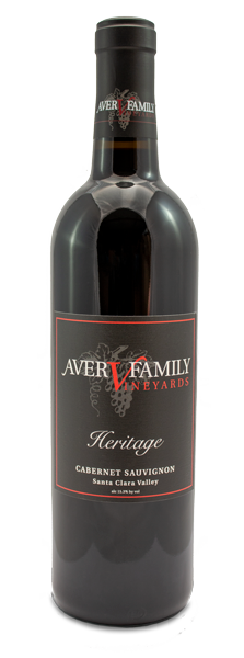 2015 Heritage - This is a savory style of Cabernet Sauvignon, with structure that's built to last. Aromas of crushed black rock, dark chocolate, blackberry, charred wood and herb-crusted beef lead into the dry palate, where a sticky structure carries flavors of black currant, violet and cola. Drink 2020–2030. (Matt Kettmann – Wine Enthusiast Wine Critic)91 points, Cellar Selection - Wine Enthusiast