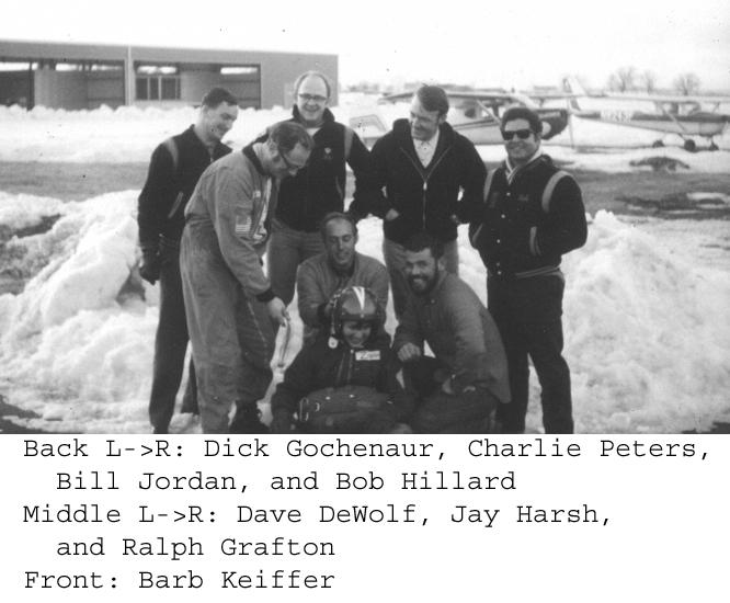 history of maytown sport parachute club 2