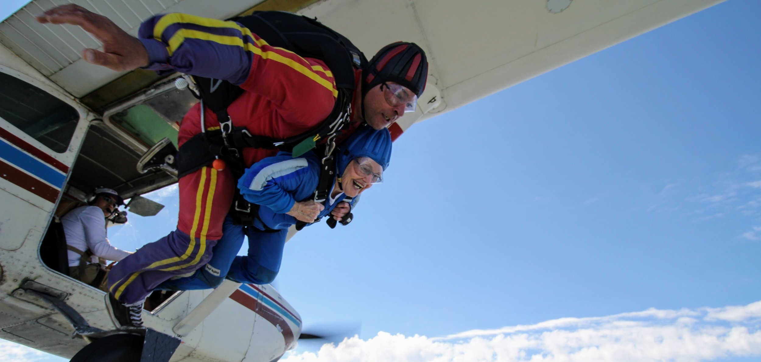 Skydive Reservation Request Form - You're almost there...
