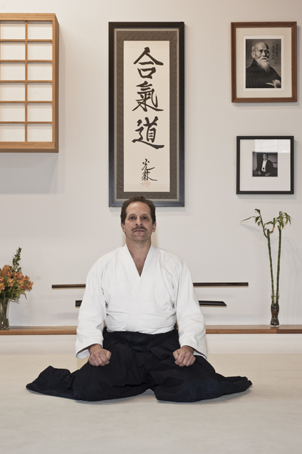 James Gauthier - James studied Shorin-Ryu karate for six years before beginning his practice of Aikido.
