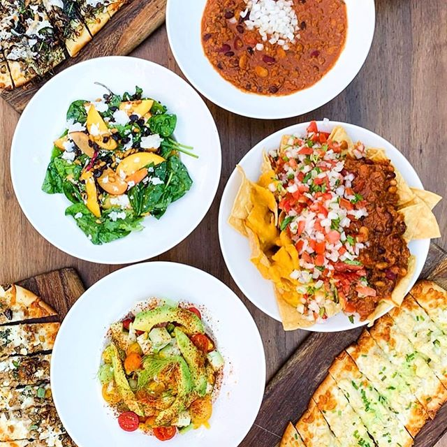 Ballpark food has been given a serious upgrade! 🥳 Thank you, @foodwithmichelle, for the gorgeous photo. It's been a fantastic season at @giantsgarden! ⚾️ 🙌 . . . #eatloca #locanachos #locafood #plantbased #plantbasednachos #vegannachos #whatveganeats #plantpower #sffoodie #sfgiants #stadiumfood #ballparkfood #comfortfood #buzzfeedfood #buzzfeedtasty #buzzfeedtastyveg #goopmake #healthyfood #healthyish #giantsgarden #giantsbaseball