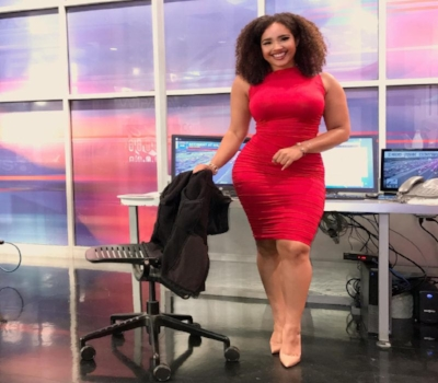 TV journalist Demetria Obilor was a recent victim of online harassment