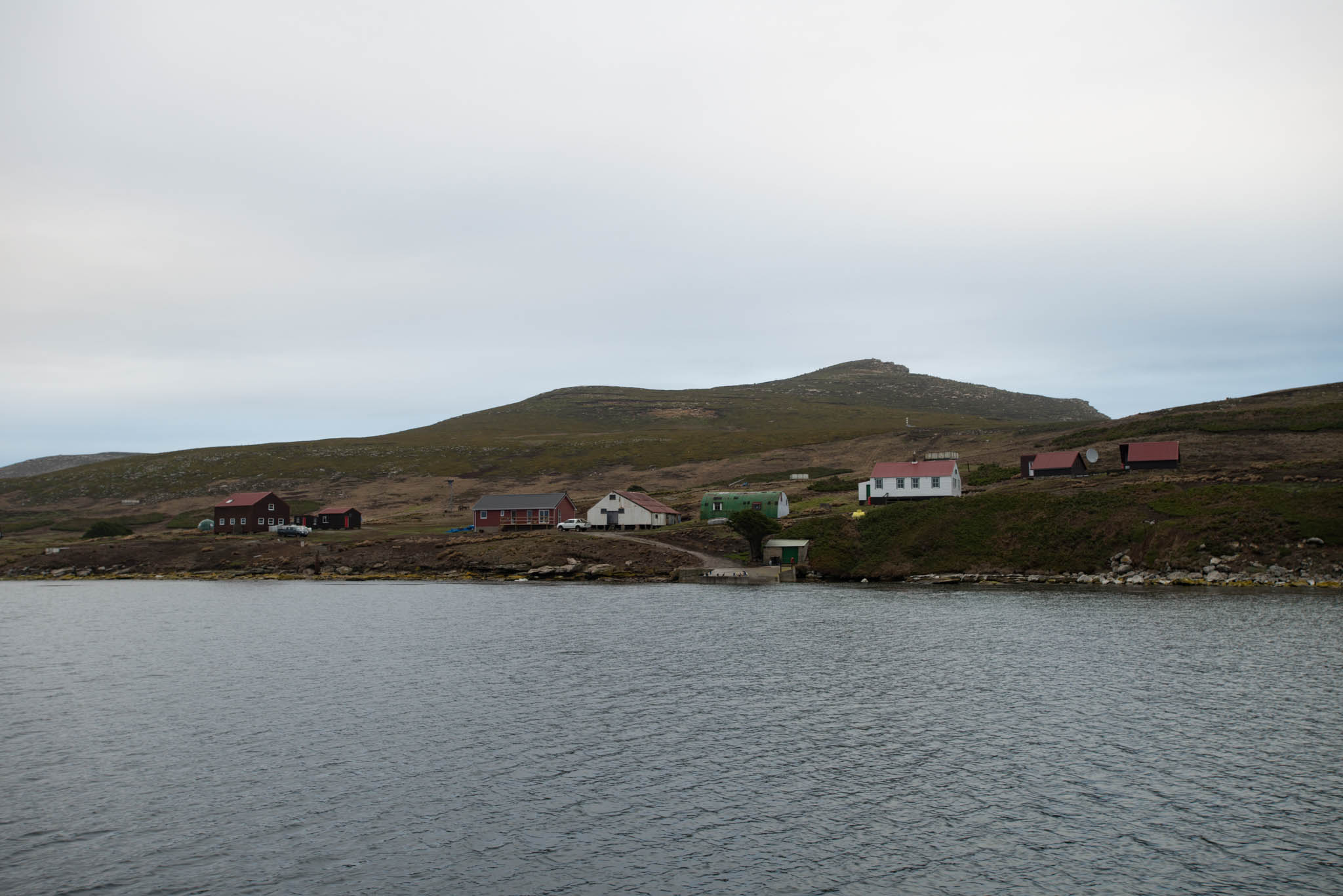 New Island Settlement