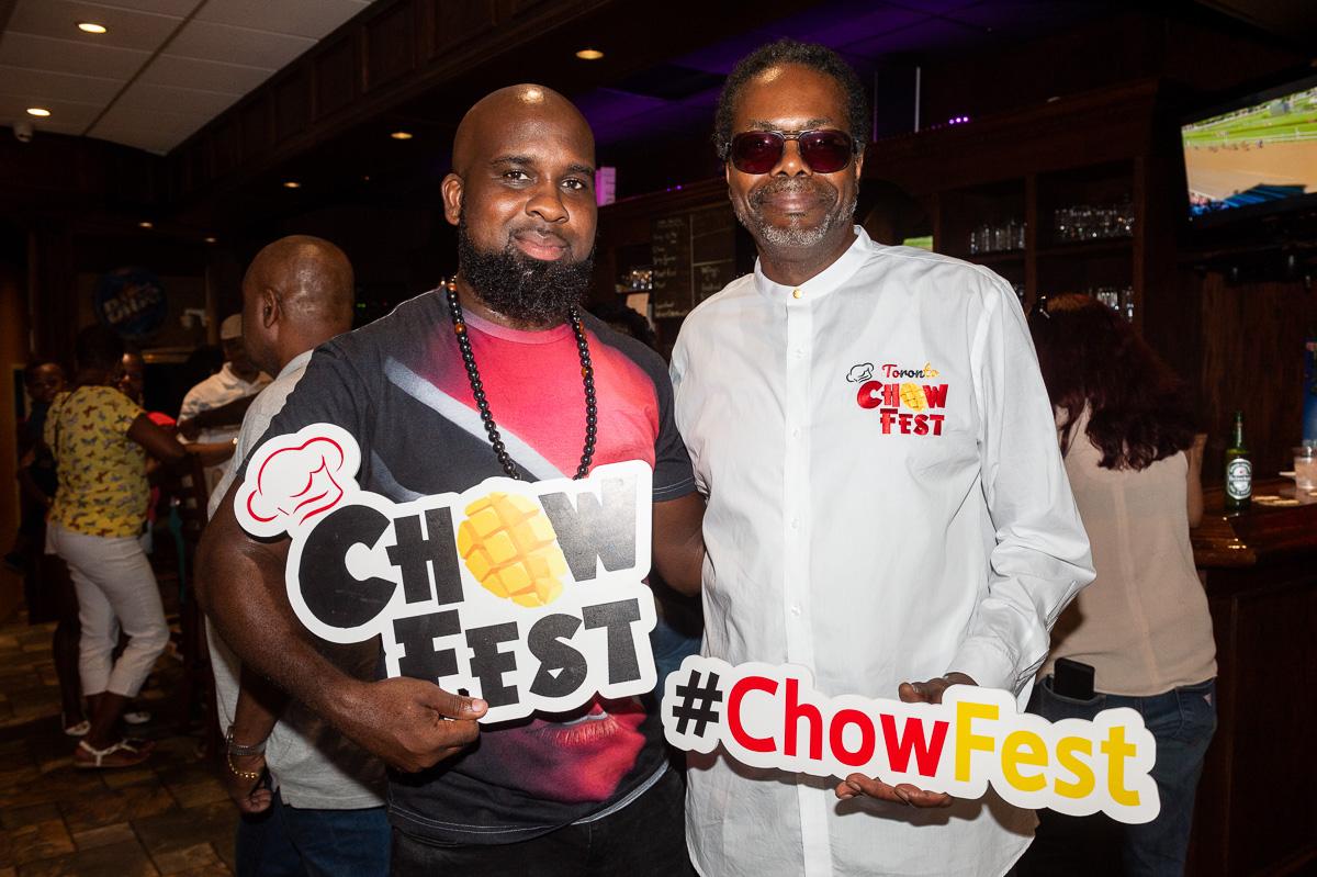 Toronto Chowfest 2018 Recap