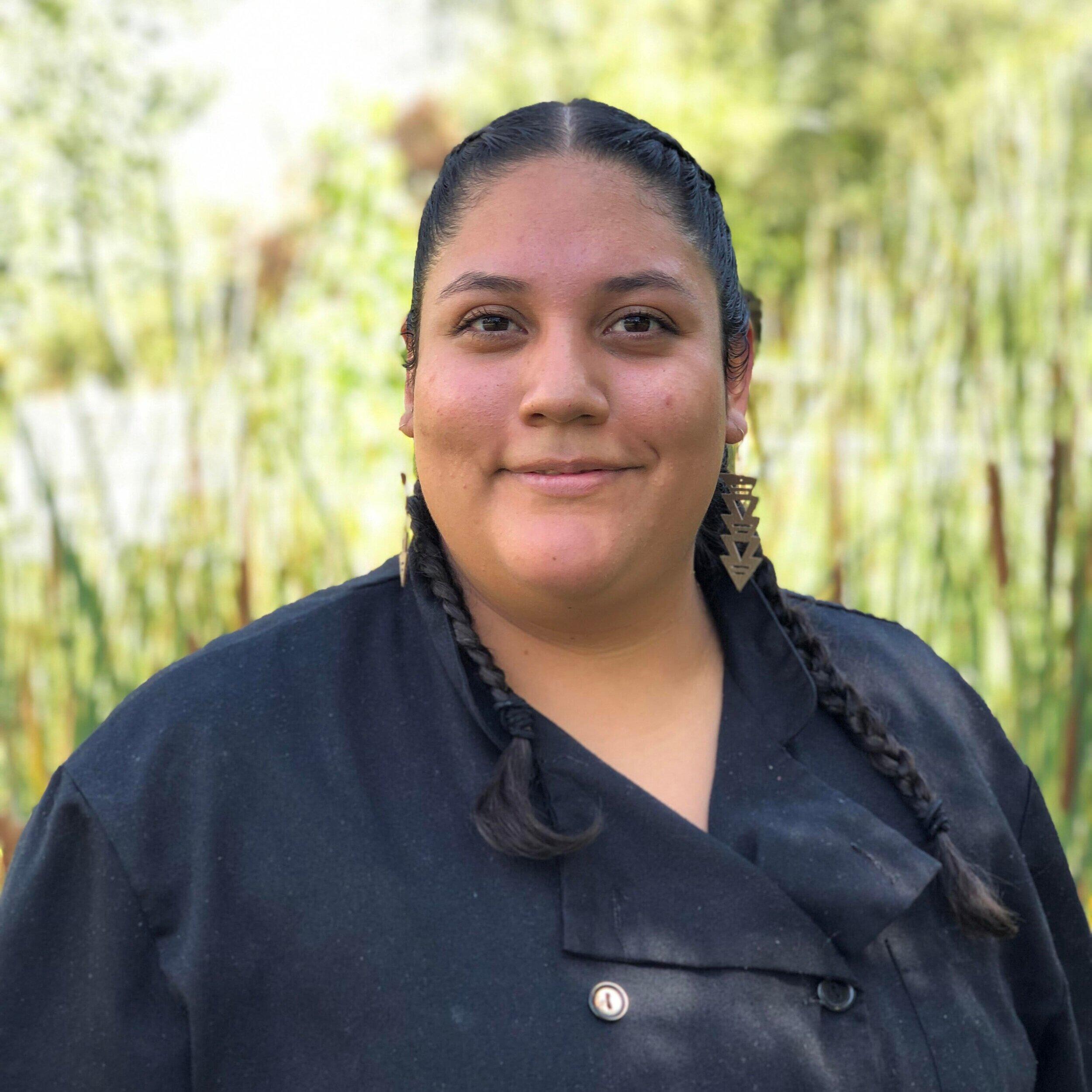 KAYLA MCKNIGHT  Head of Culinary Services