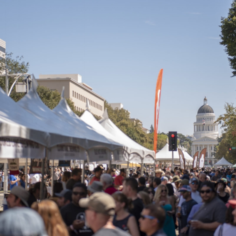 If you missed the CCBA beer summit this year, you'll have to go to Southern California next year, as in Long Beach. Courtesy California Craft Brewers Association