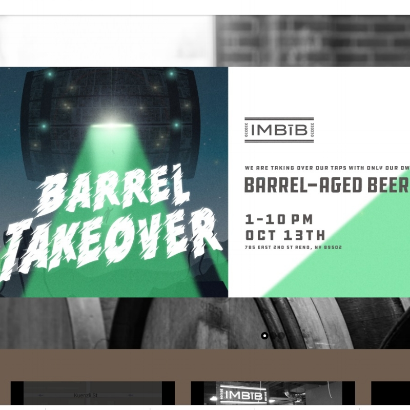 """""""Home Means Nevada"""" is the state song. Check out its notes and the notes of these stouts.  Courtesy imbibreno.com"""