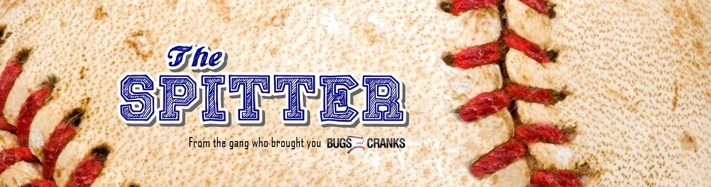 Beer and baseball, together again. Try us out at  thespitter.com