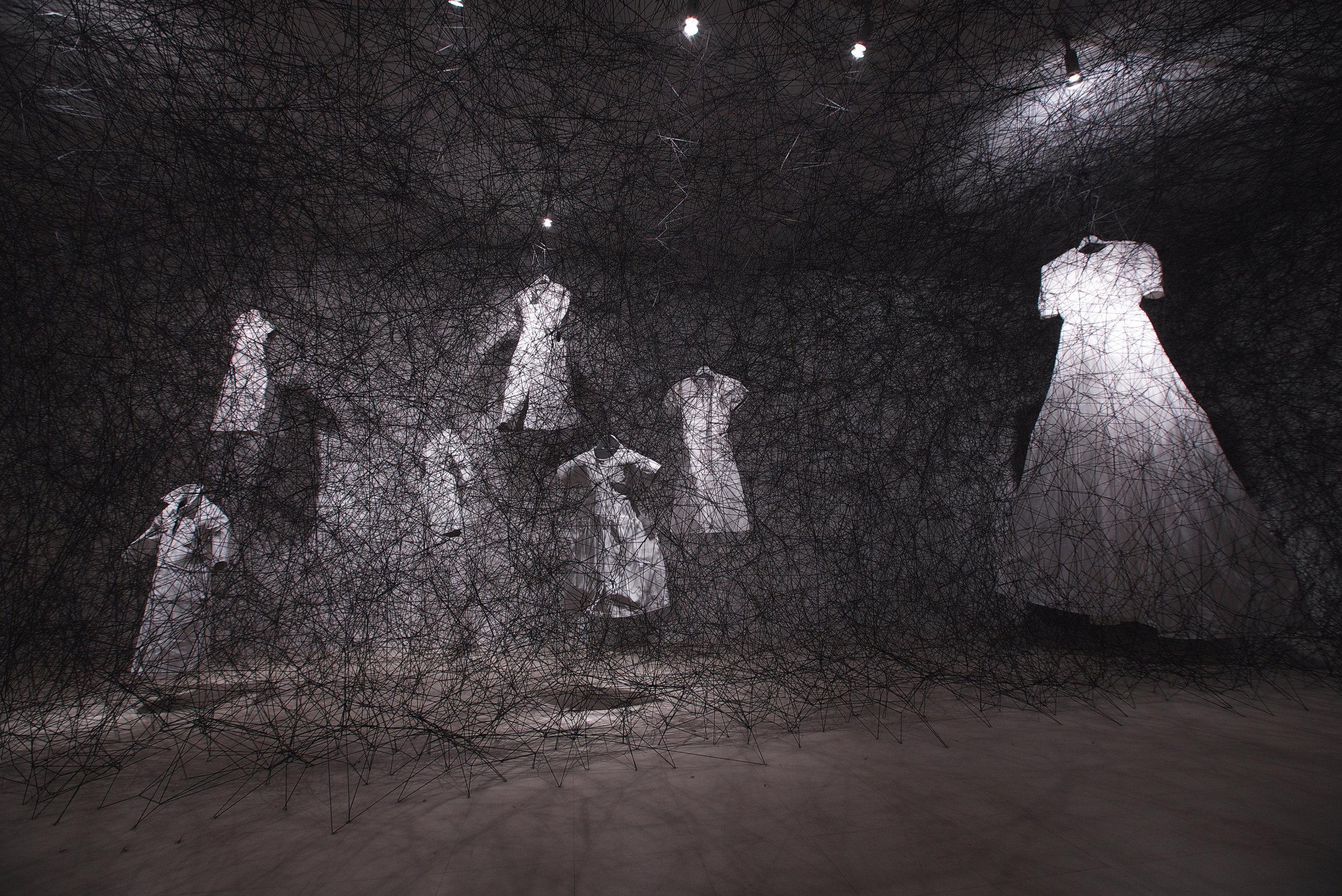 SEVEN DRESSES