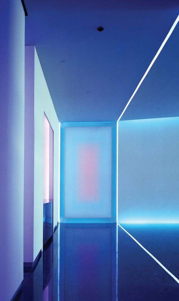The Wolfsburg Project by James Turrell via Pinterest