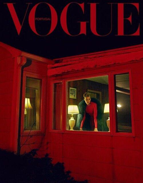 An Le - Portugal Vogue via Pinterest