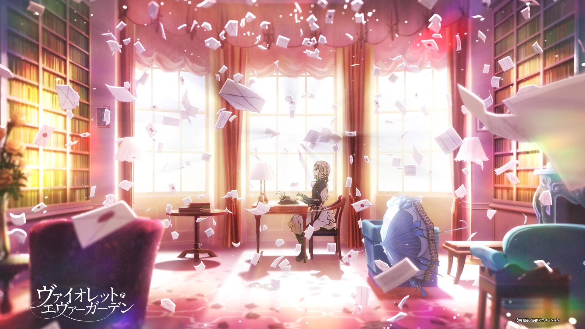 Violet Evergarden OP - Sincerely [難道: ★★★★✰]  [PDF]  - Rearranged-