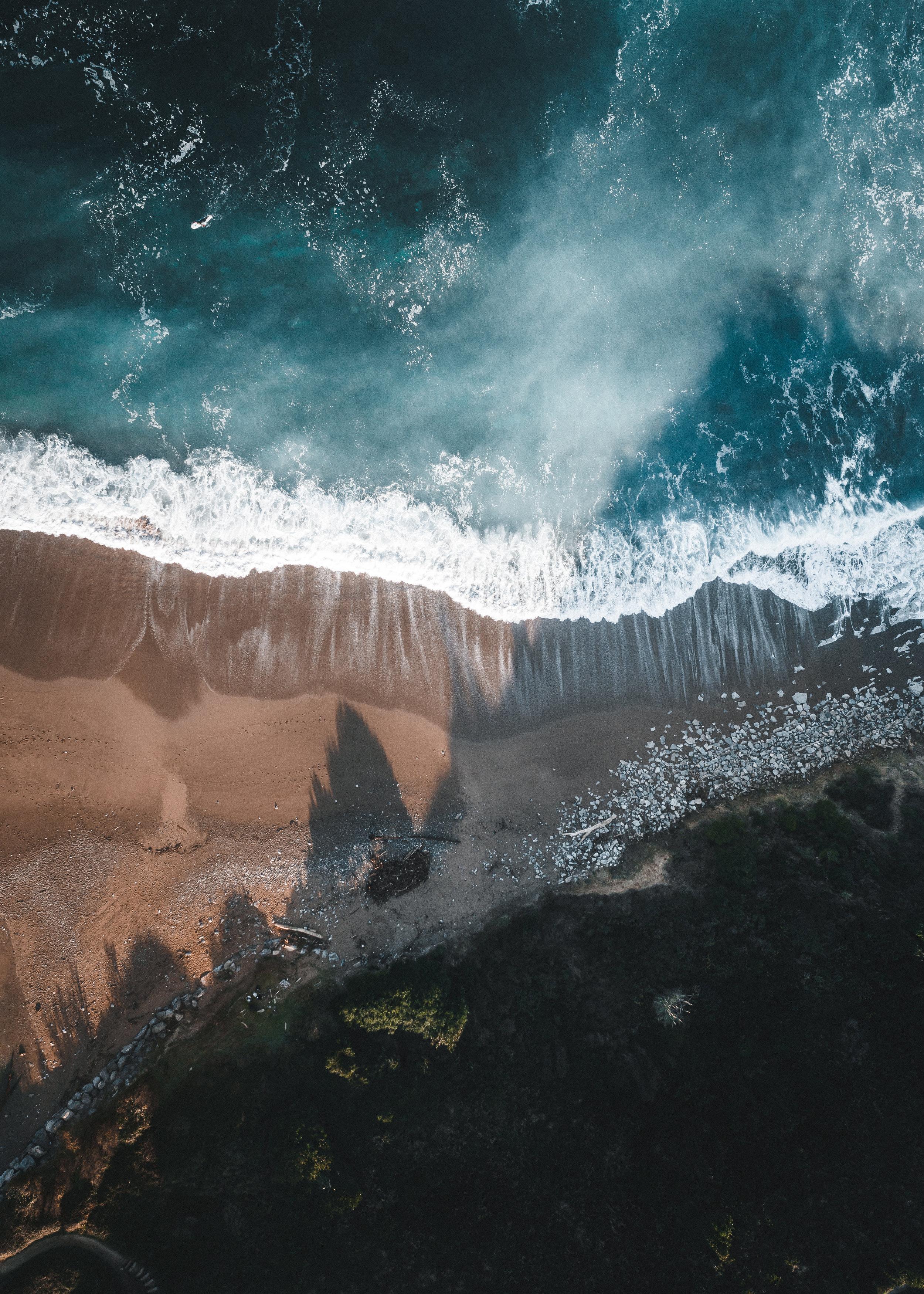 above-ocean-drone