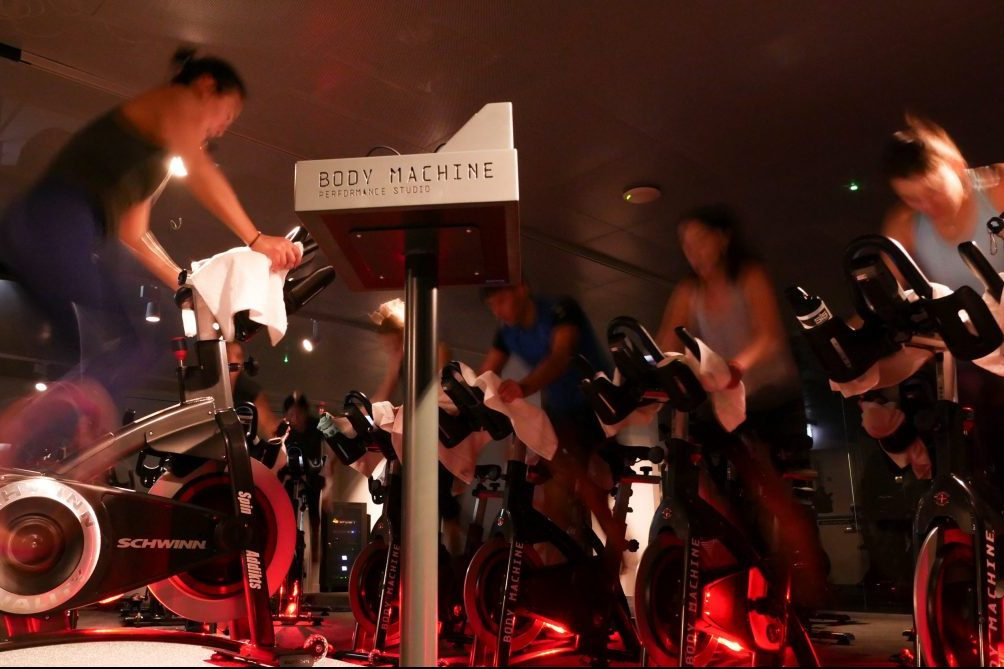 SpinAddikts Indoor Cycling at Body Machine Performance Studio