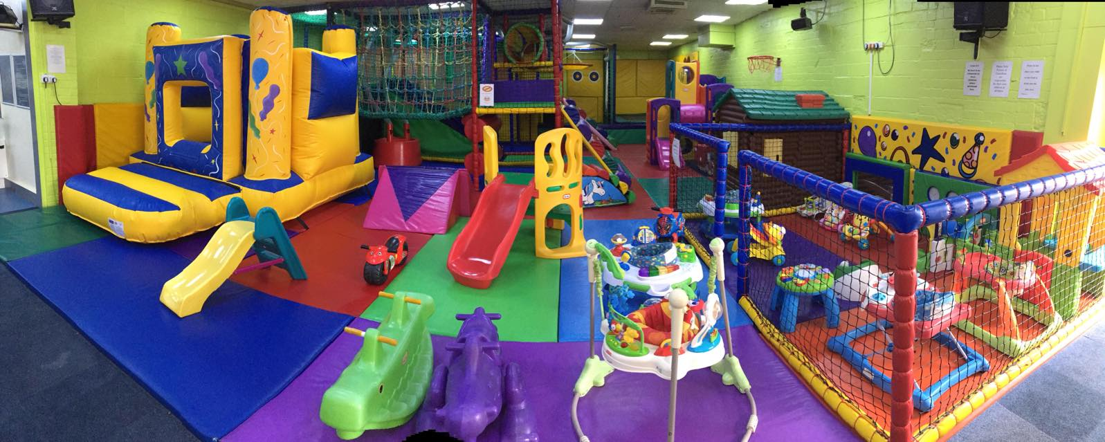 K.Somerford-Fantastic little soft play. staff are great and nothing seems to be too much trouble. Prices are very good too. 6th July 2019 -
