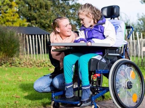 Children's Manual Wheelchair