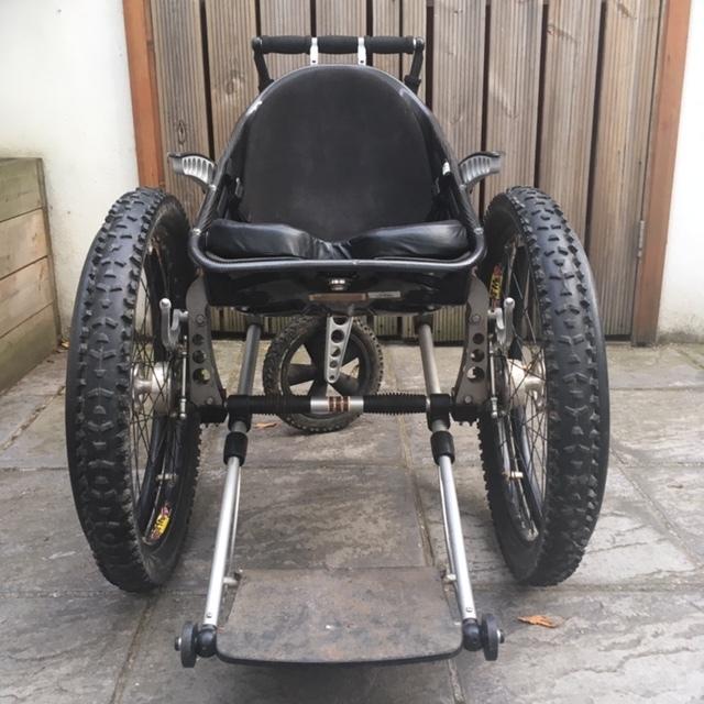 Trekinetic K2 - All Terrain Manual Wheelchair (Item 1002) 3.JPG