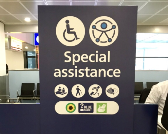 Passenger Assistance 2