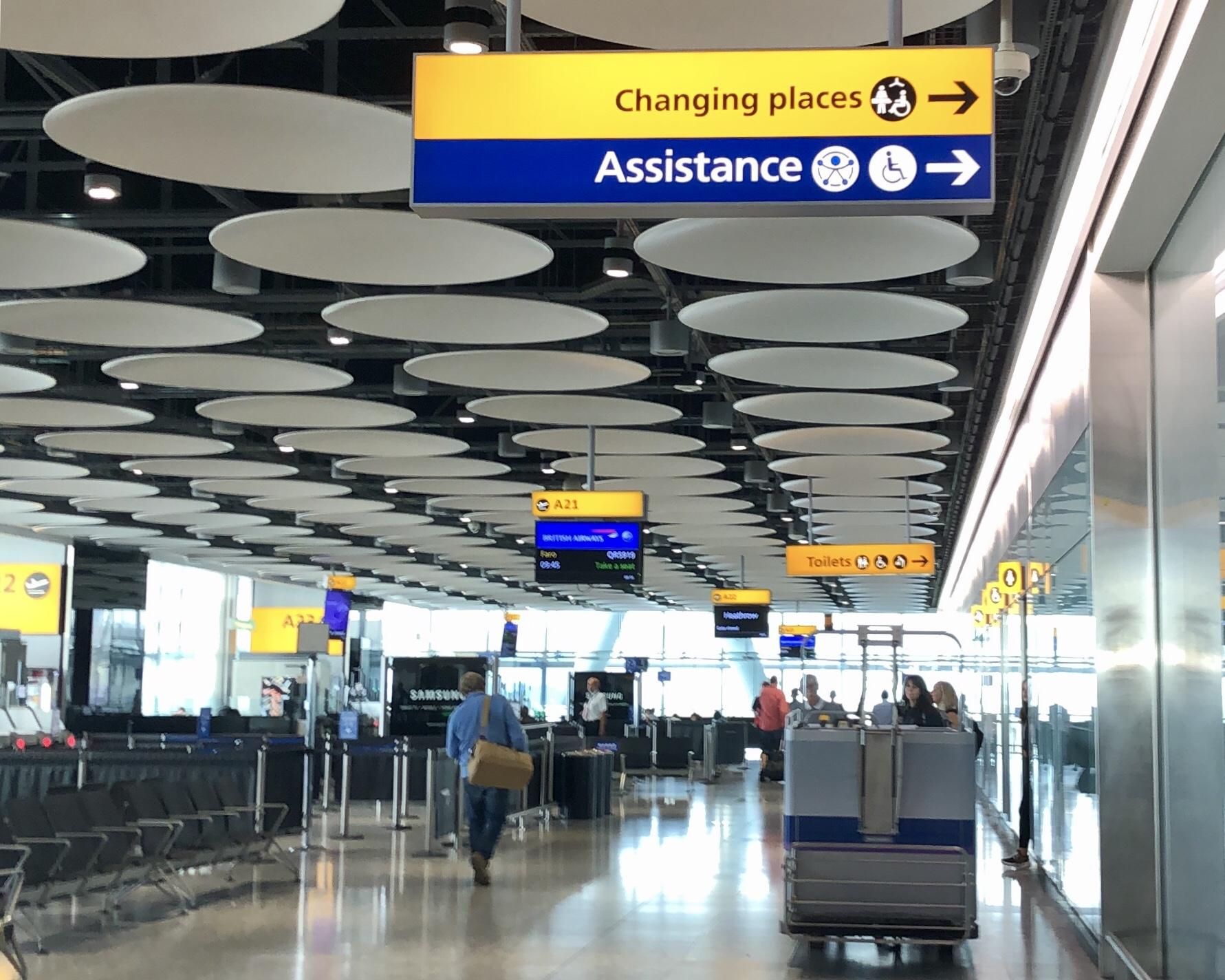 Passenger Assistance 5